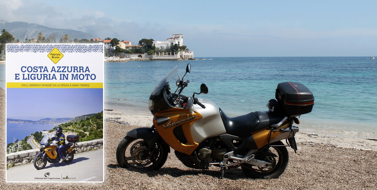 Costa Azzurra e Liguria in moto