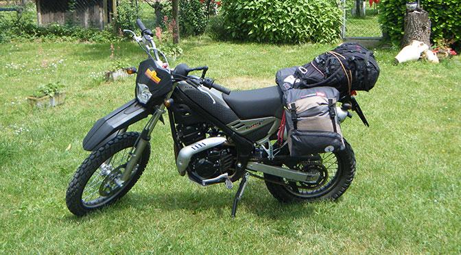 """Considerazioni """"molto motociclistiche e personali"""""""