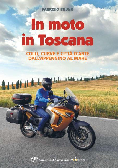 in-moto-in-toscana-libro