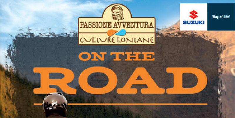 Culture Lontane – Passione Avventura è partner ufficiale di Suzuki Italia