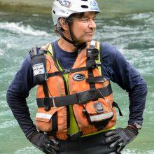 Abbigliamento ed equipaggiamento da Guida Rafting