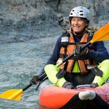Kayak Gonfiabile per acqua viva