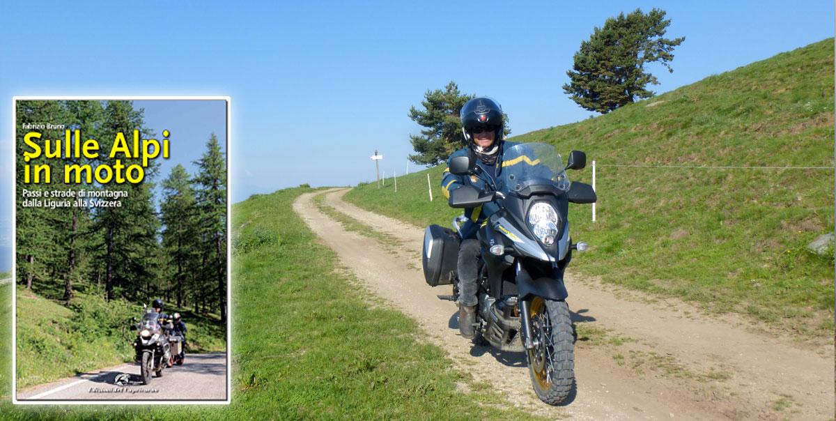 Sulle Alpi In Moto