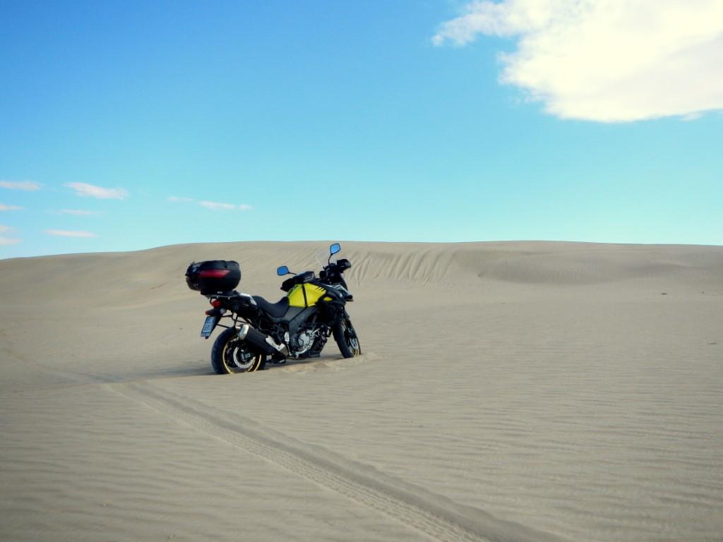 Sabbia e Suzuki