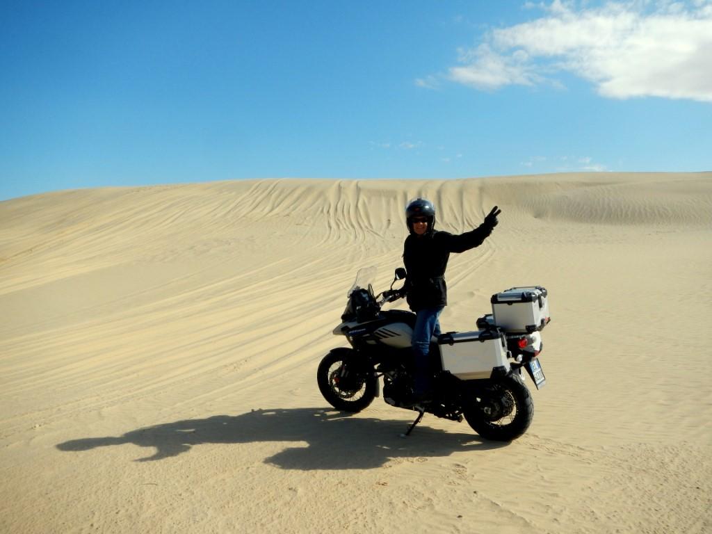 Le dune di Ong Jemel
