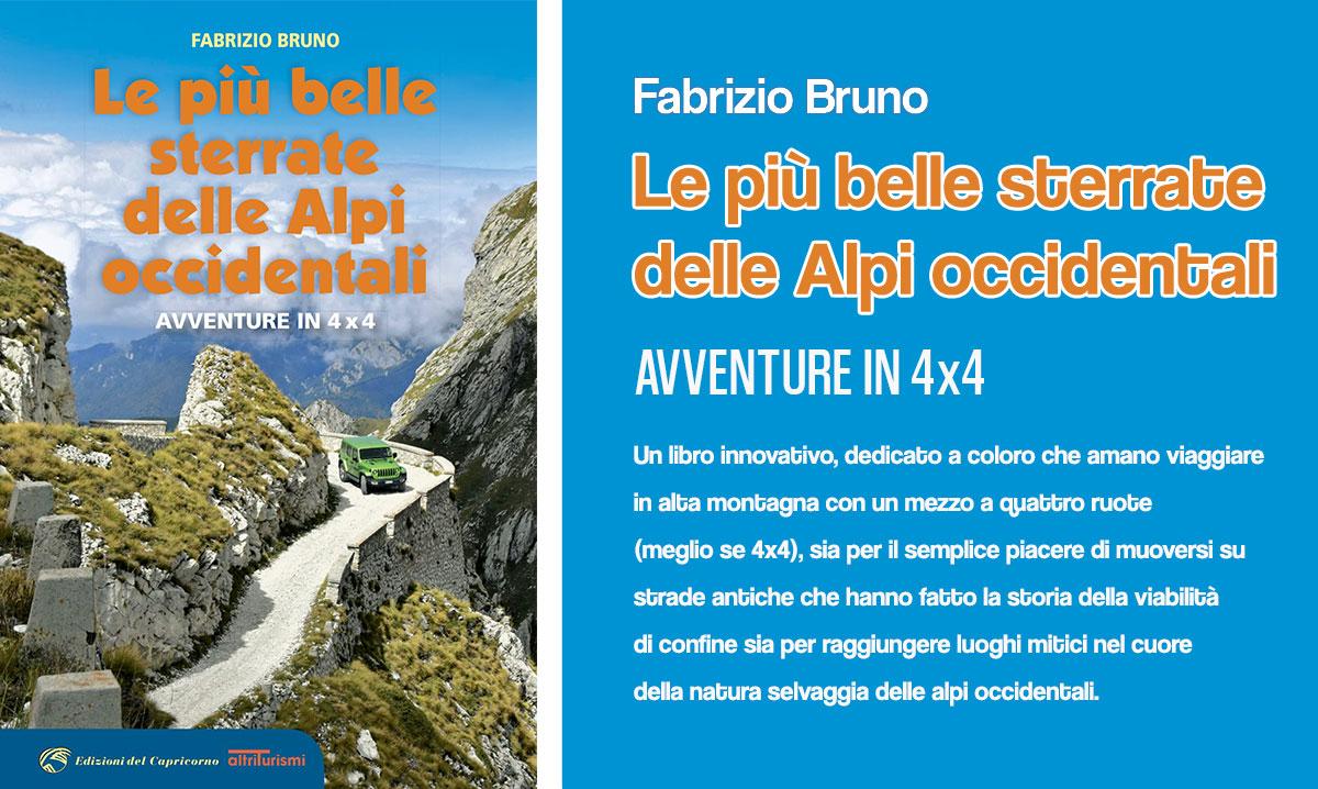 IL MIO NUOVO LIBRO – Le più belle sterrate delle Alpi occidentali
